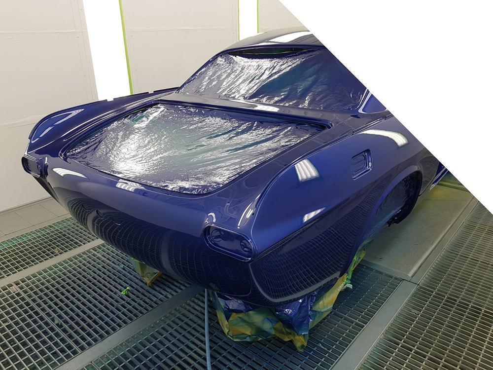 Volvo Komplettaufbereitung